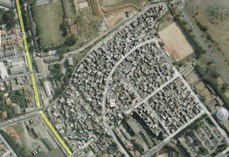 Mapa de São Remo